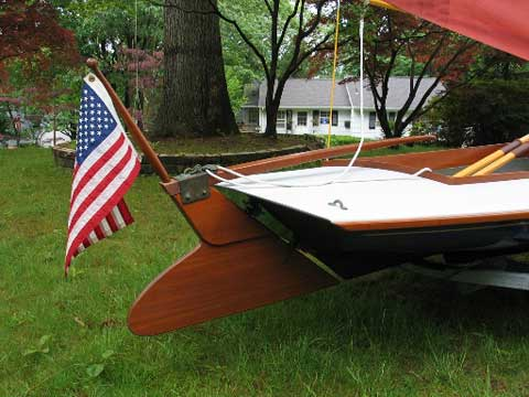 Crawford Melonseed Skiff, 2000 sailboat