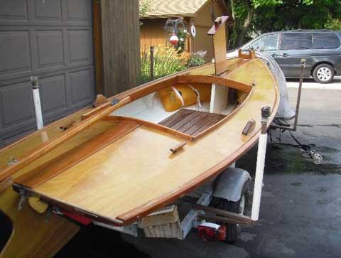 Melonseed, 2001 sailboat