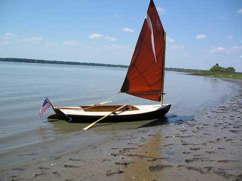 Melonseed Skiff, 2006 sailboat