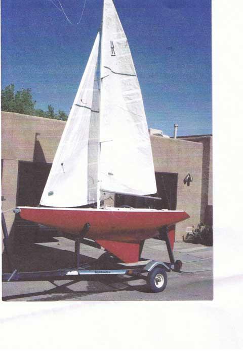 Millimeter-Mini, 1983 sailboat