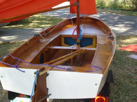 Mirror       Dinghy     10 10   Jacksonville  Florida     sailboat    for sale from Sailing Texas