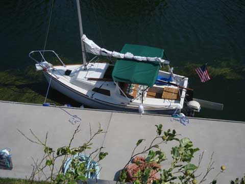 Charger For Sale >> Montgomery 15, 1981, San Antonio, Texas, sailboat for sale ...