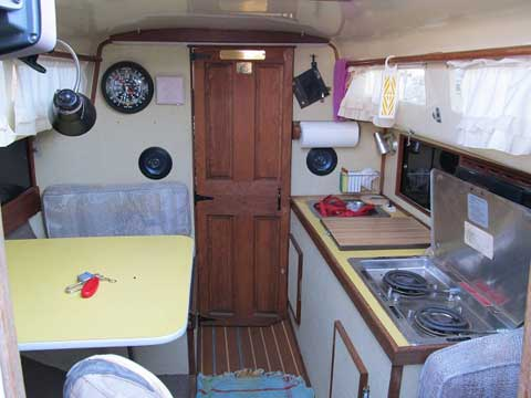 Morgan 25, 1975 sailboat