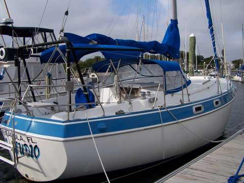 Morgan 33 Out Island 1978 Pensacola Florida Sailboat