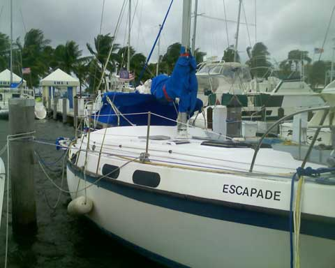 Morgan Out-Island 33, 1976 sailboat