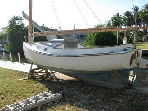 Catboat 1970 sailboat