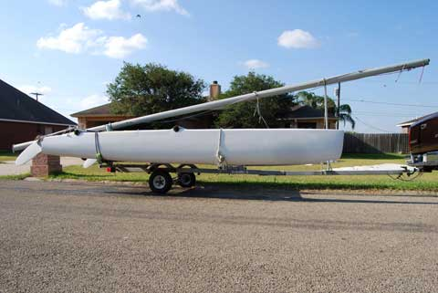 Nacra 5.2 Catamaran, 1978 sailboat