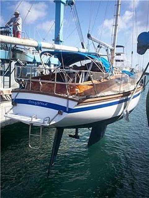 Nantucket 34, 1983 sailboat