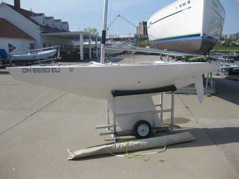 Norlin Mk III 2.4 Meter, 2002 sailboat