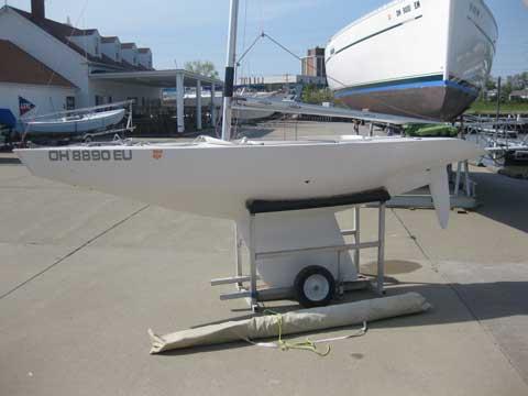 Norlin Mk III 2.4 Meter, 2002 sailboat