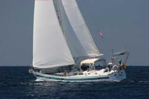 Norseman 447, 1984 sailboat