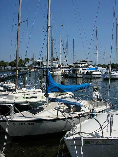 O'Day 192, 1985 sailboat