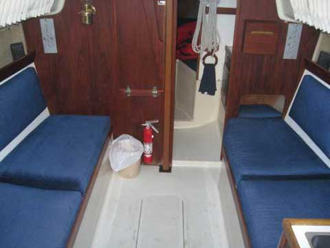 O Day 27 1978 Green Bay Wisconsin Sailboat For Sale