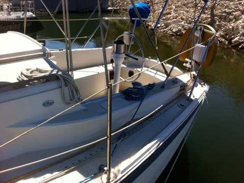 Oday 30 CB, 1978 sailboat