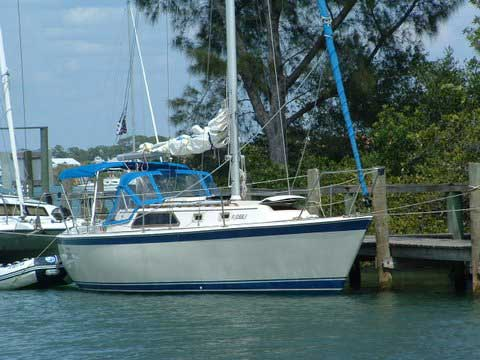 O'Day 30, 1982 sailboat