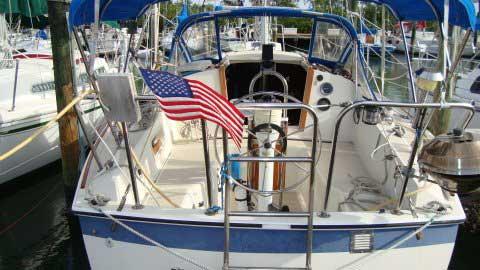 O'Day 30, 1982 sailboat