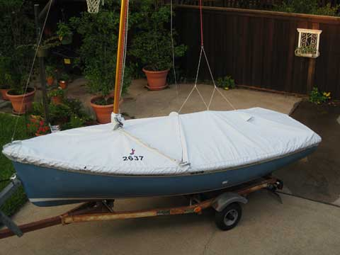 O Day Javelin 1973 Dallas Texas Sailboat For Sale From