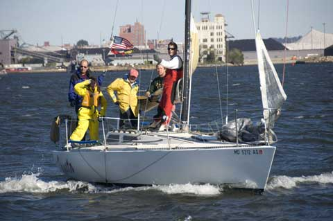 Olson 30, 1980, Baltimore, Maryland, sailboat for sale from