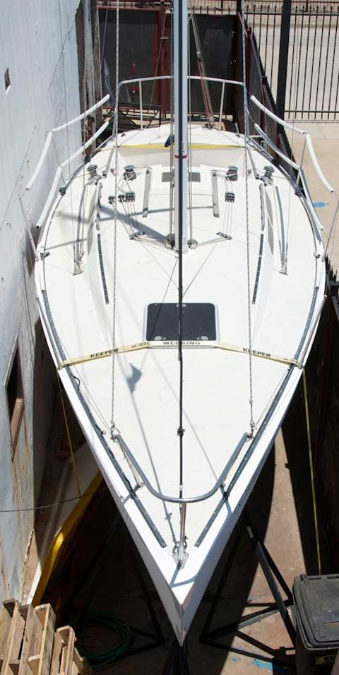 Step Deck Trailer >> Olson 30, 1980, Dallas, Texas, sailboat for sale from ...