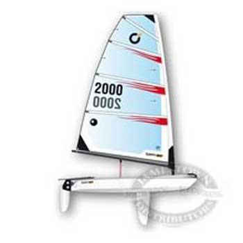 Open Bic, 2008 sailboat