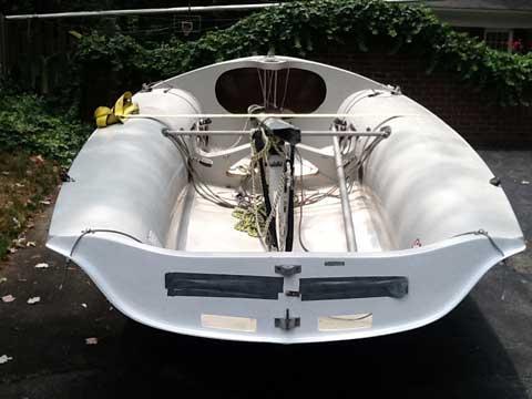 Parker 505, 1977 sailboat