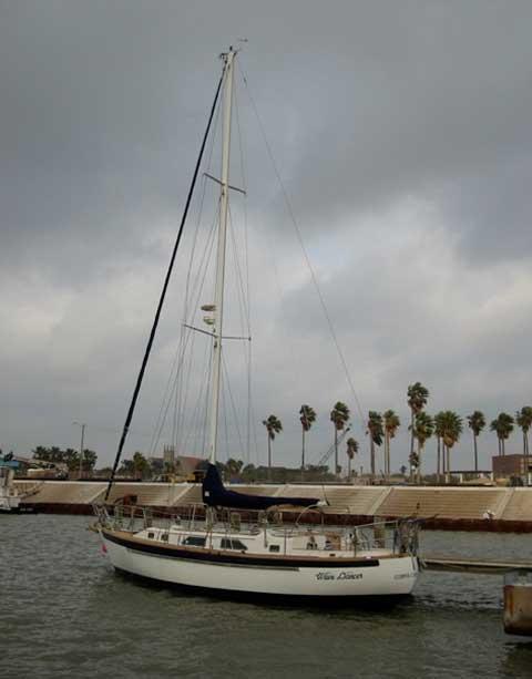Passport 42, 1984 sailboat