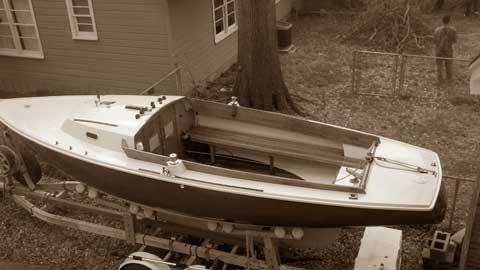 Pearson Ensign 1964 Shreveport Yacht Club Shreveport