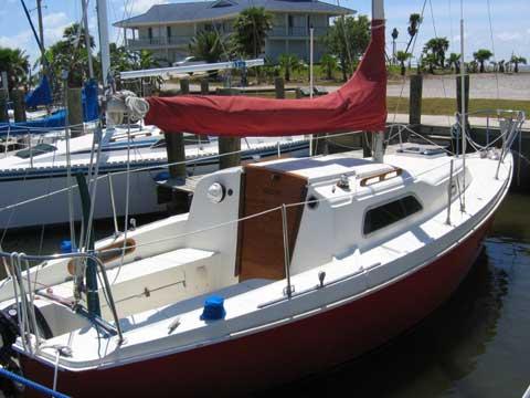 Pearson 26, 1979 sailboat