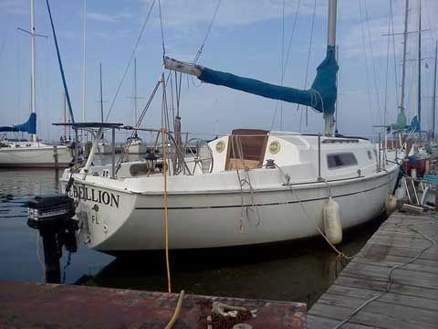 Pearson 30 1974 Guntesville Alabama Sailboat For Sale