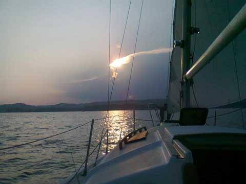 Pearson 30, 1974 sailboat