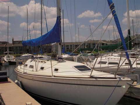 Pearson 31, 1987 sailboat