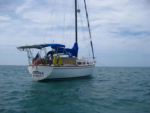 Pearson 323, 1977 sailboat