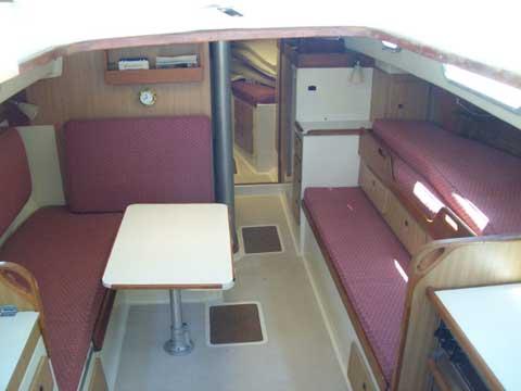 Pearson 39, 1973 sailboat