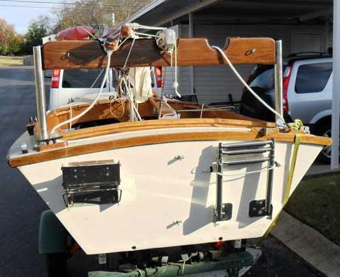 Pelican 12, 1970s sailboat