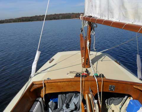 Pelican 12, 1970s sailboat