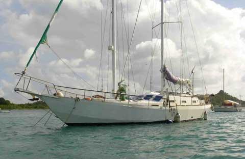 Steel Schooner, by Pool corp, 56', 1980 sailboat