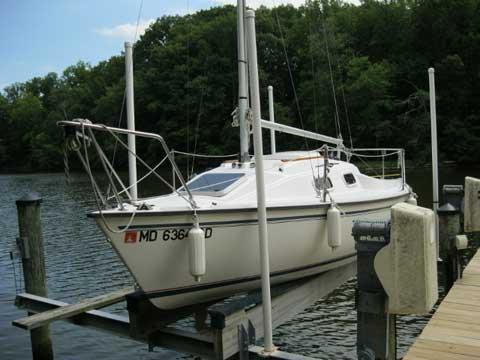 Precision 18, 1998 sailboat