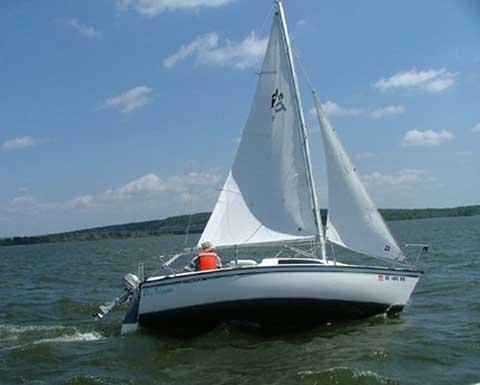 Precision 18, 1994 sailboat