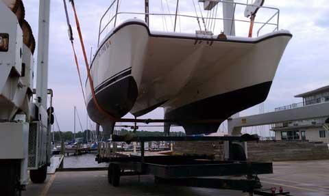 Prout Quest 31, 1978 sailboat