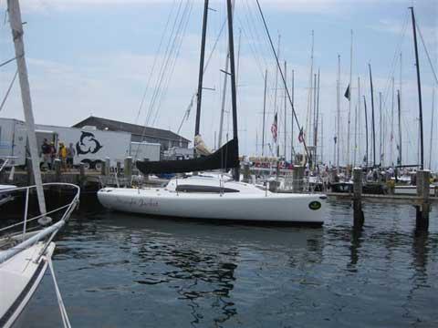 Quest 30, 1996 sailboat
