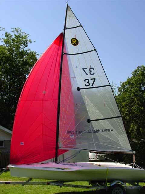 Raider Sport 16, 2003 sailboat