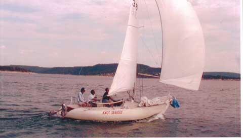 Ranger 23, 1983 sailboat