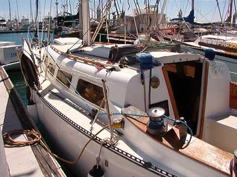 Ranger 33, 1974 sailboat