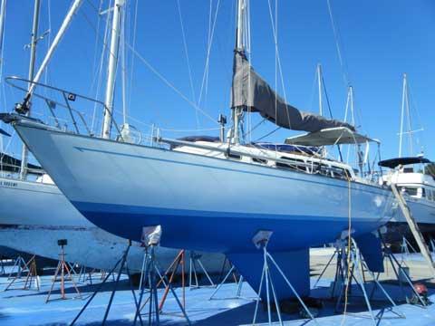 Ranger 33 sloop, 1972 sailboat