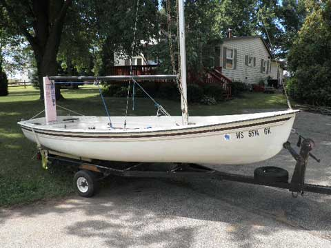 Rebel Rascal 14, 1980 sailboat