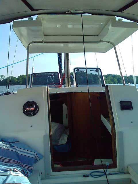 Rhodes 22, 1994 sailboat