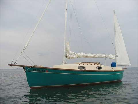 Rob Roy 23 Yawl, 1984 sailboat