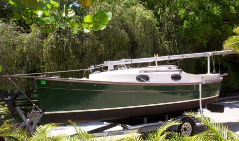 Rob Roy 23, 1984 sailboat