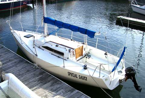 Rodgers 26, 1981 sailboat
