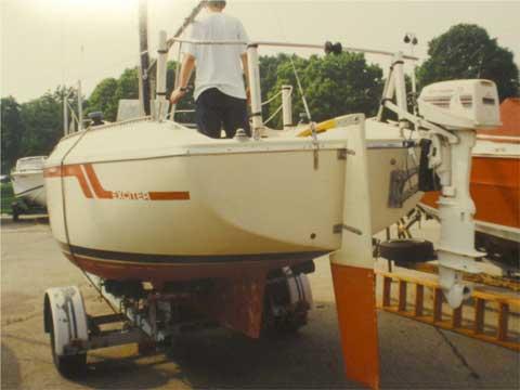 S2 6.8 Meter, 1975 sailboat